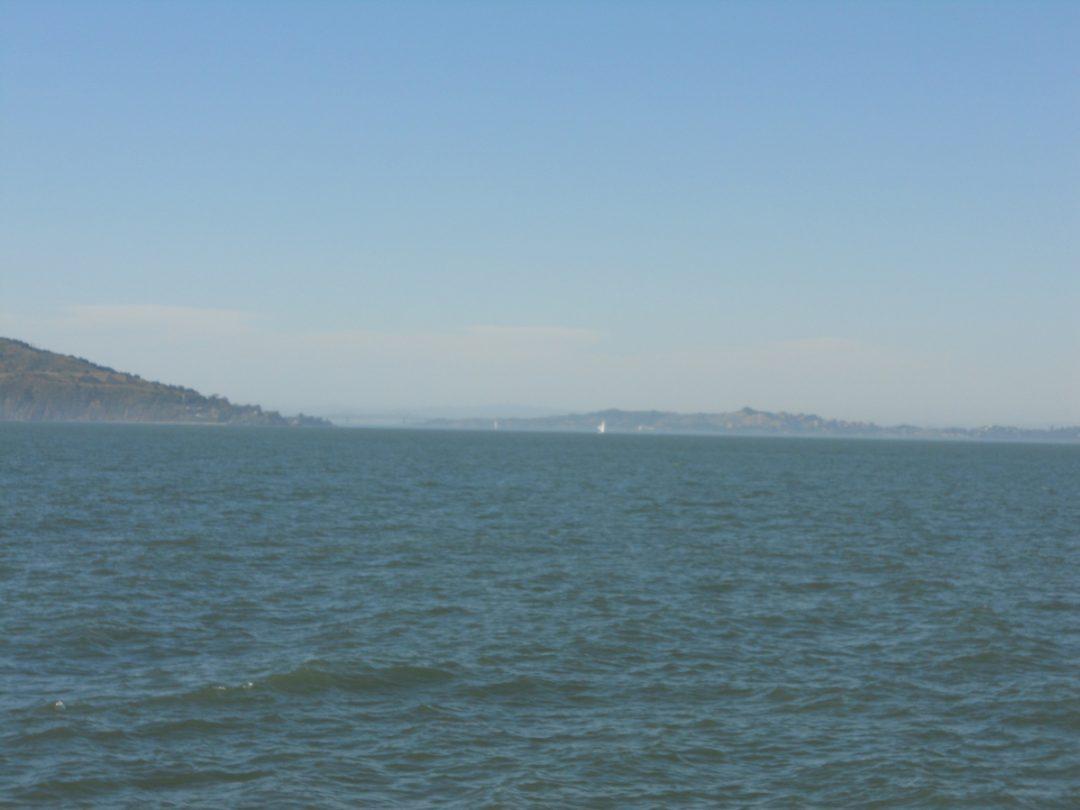 mes 2 premiers pas à San Francisco