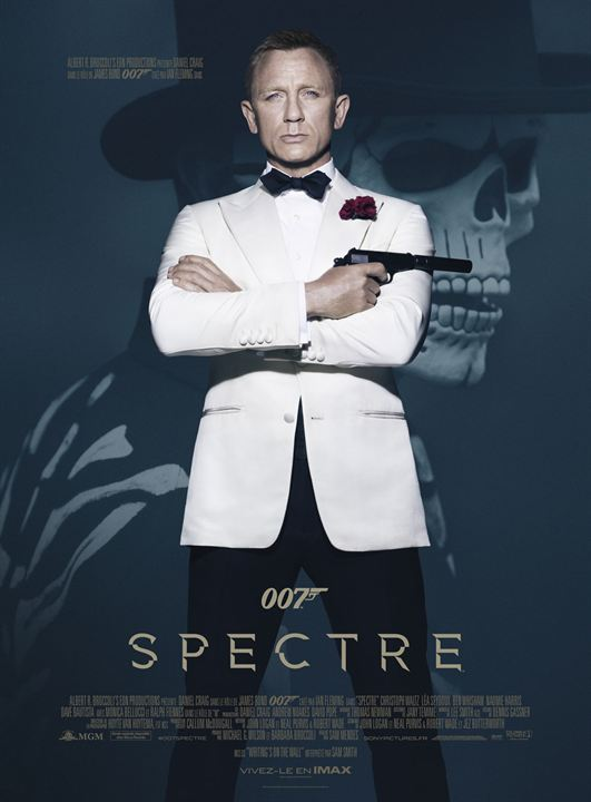 il s'agit de la critique du film Spectre