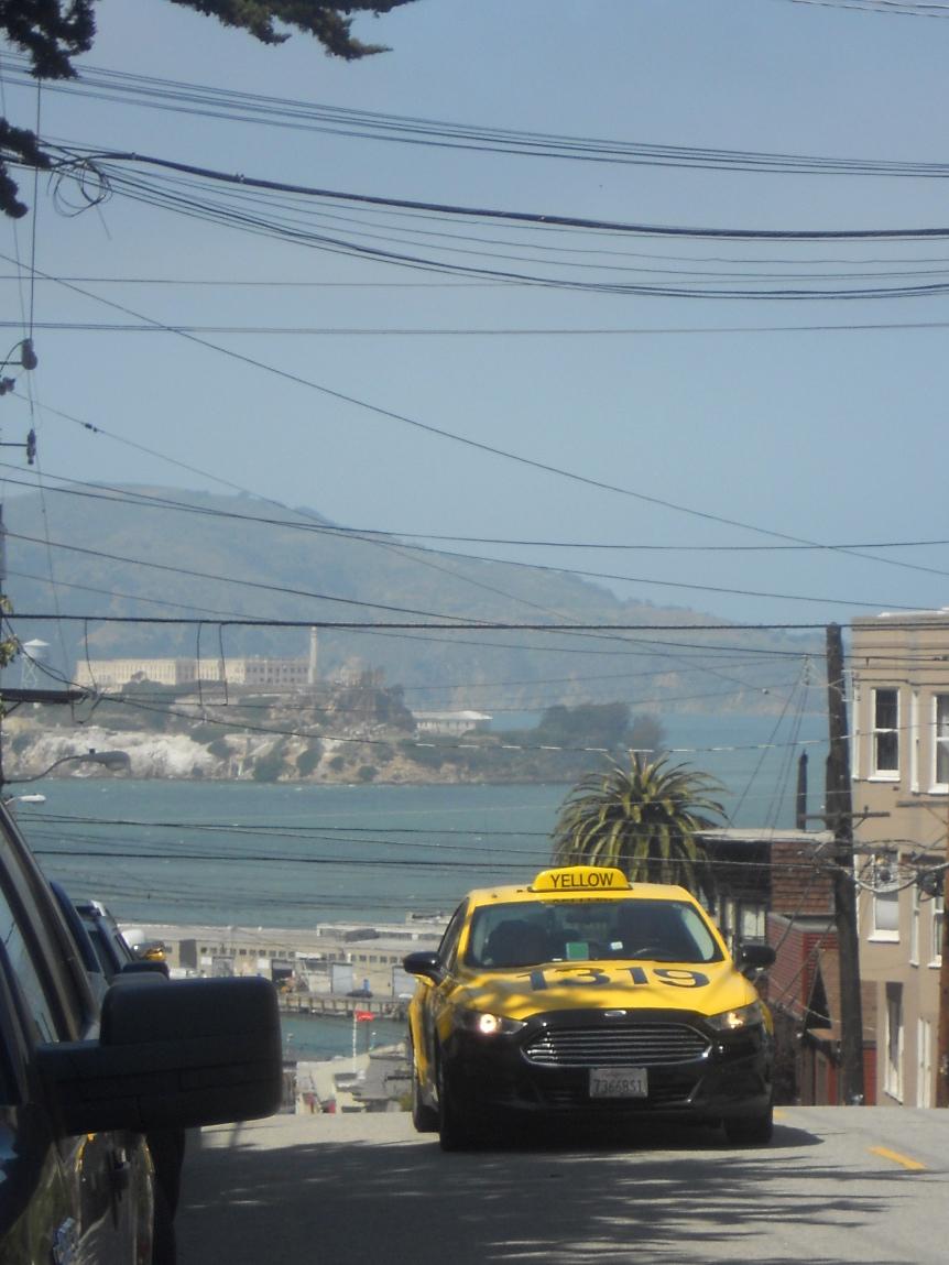 ma première expérience airbnb a eu lieu à San Francisco