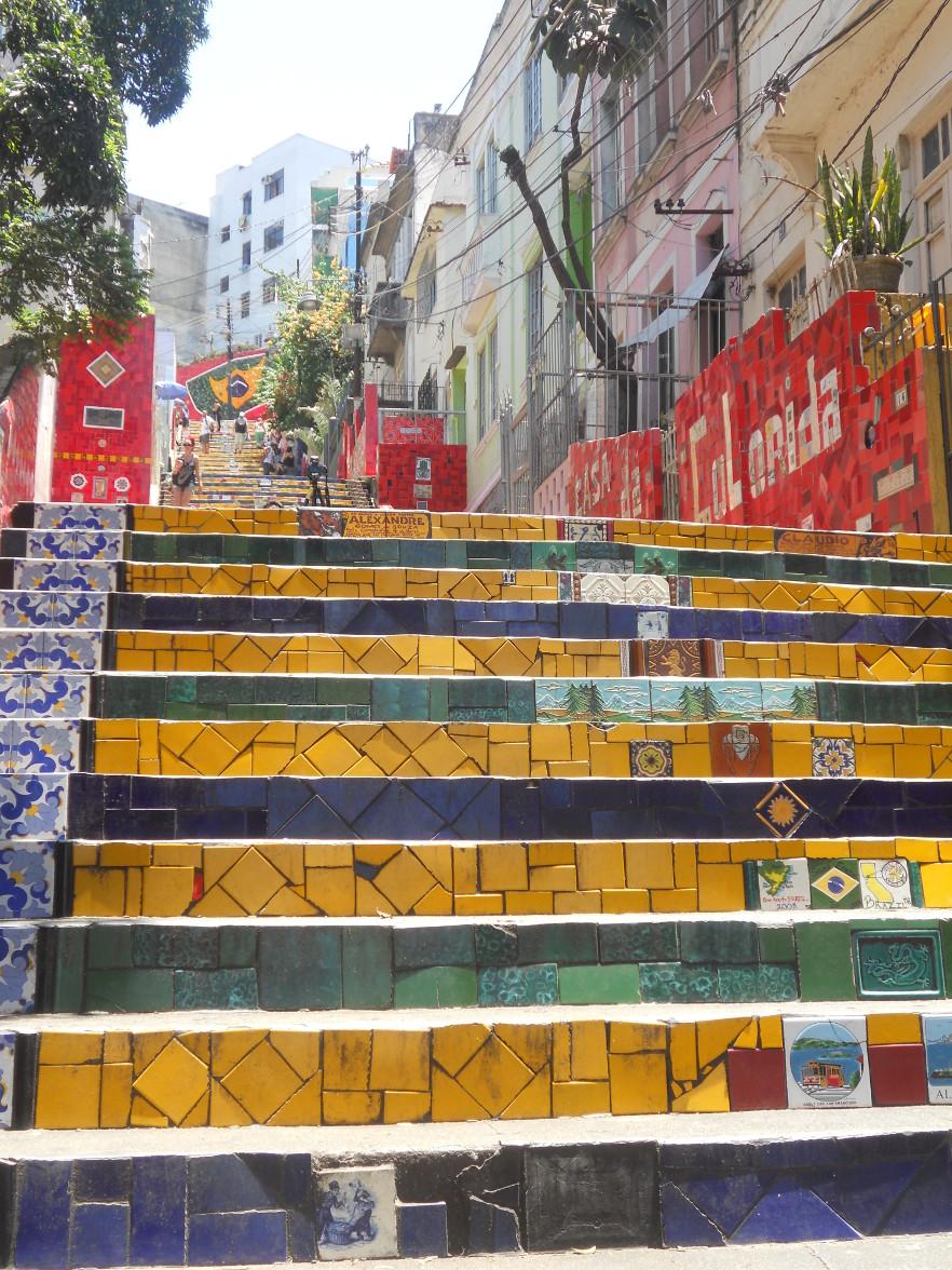 2 semaines au Brésil : mon itinéraire