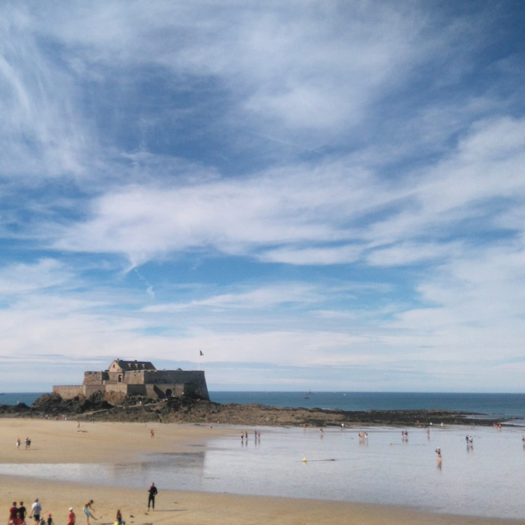 les auberges de jeunesses ont ma faveur notamment celle de Saint Malo