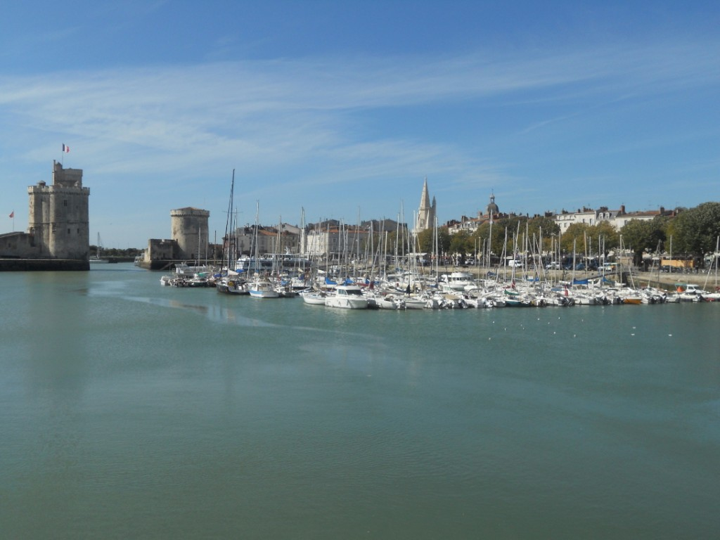 quoi faire un week-end à La Rochelle