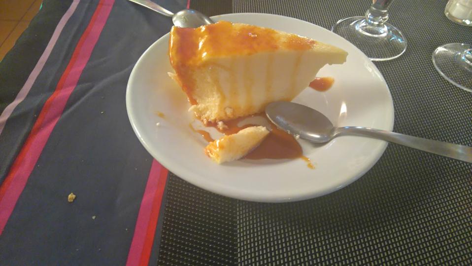 dessert brésilien le pudim est délicieux