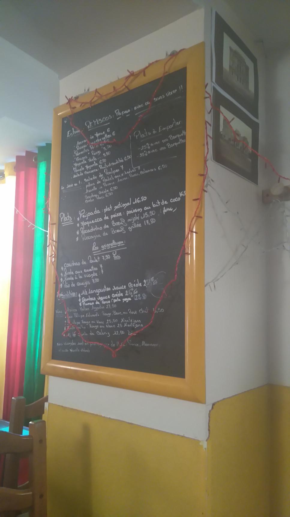 J'ai testé un restaurant brésilien à Paris