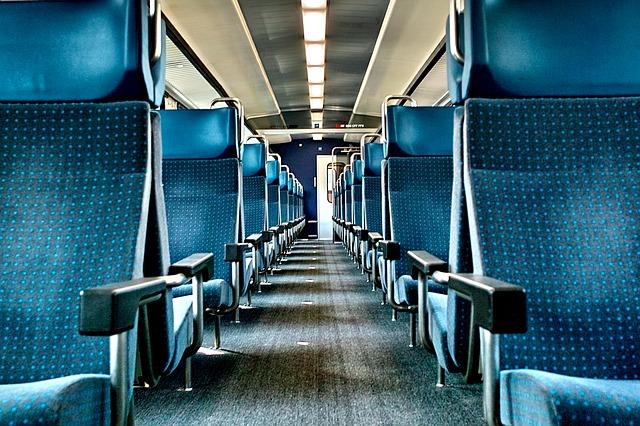 j'ai testé le train de nuit pour aller à Toulouse.