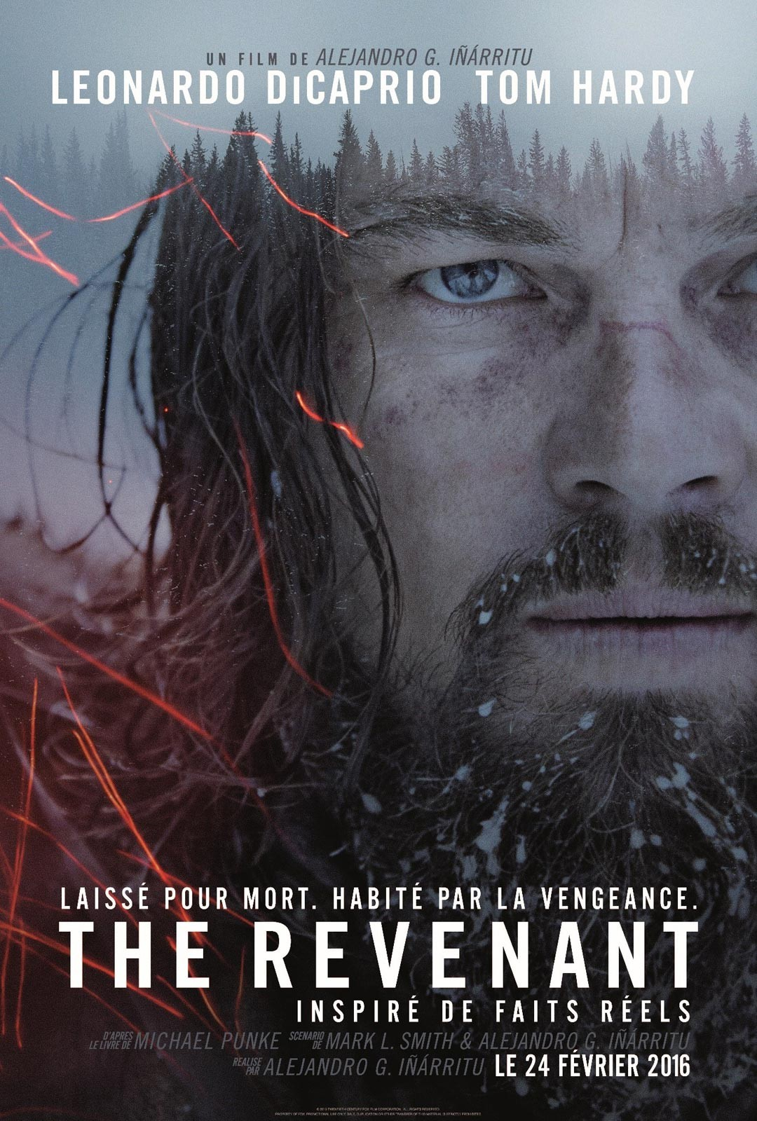 critique film The Revenant