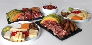 les tapas j'adore en manger quand je vais en Espagne