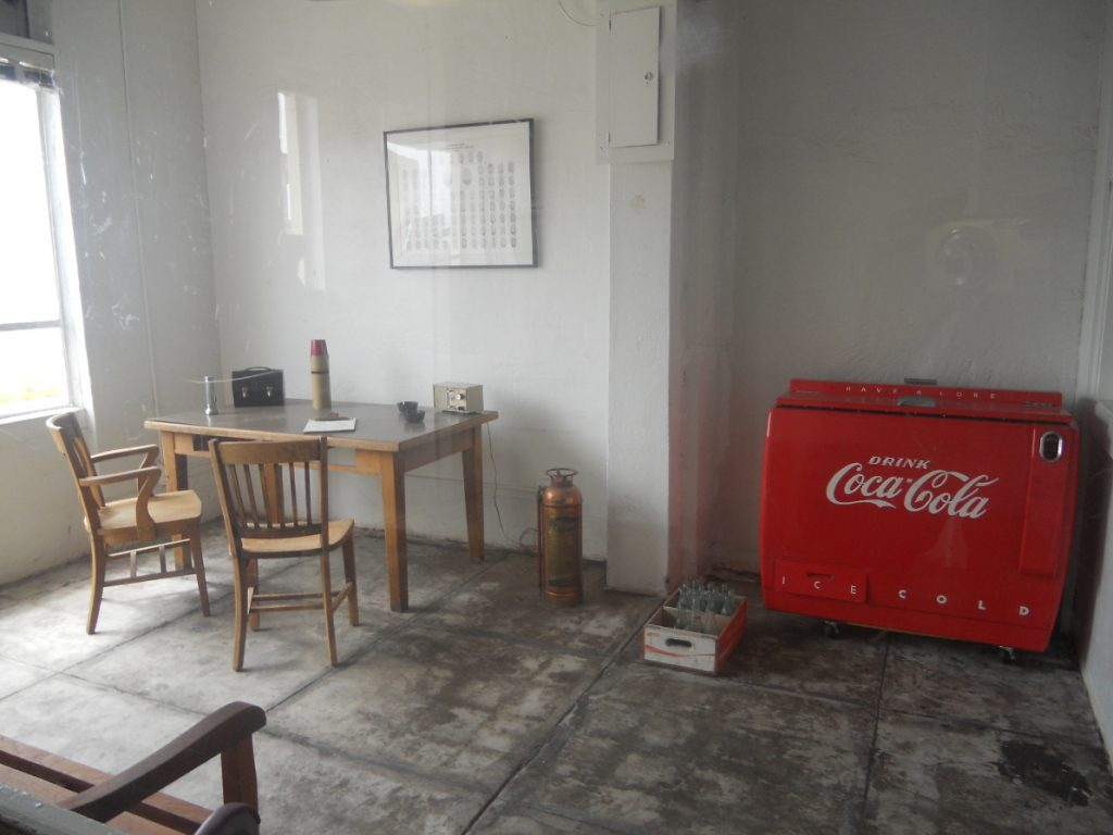 unes des pièces d'alcatraz