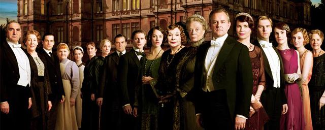 Je suis fan de Downton Abbey qui est 1 série exceptionnelle