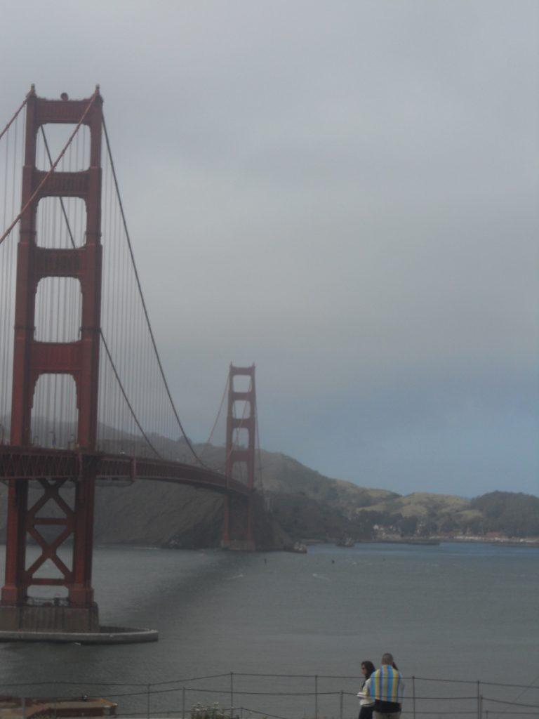 quelle vue magnifique du pont du golden gate