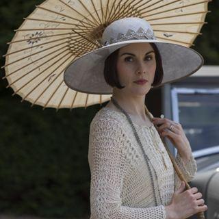 le personnage de Mary dans Downton Abbey m 'a agcé aussi
