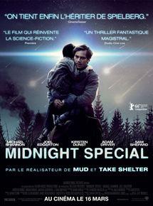 ici la critique du film Midnight Special