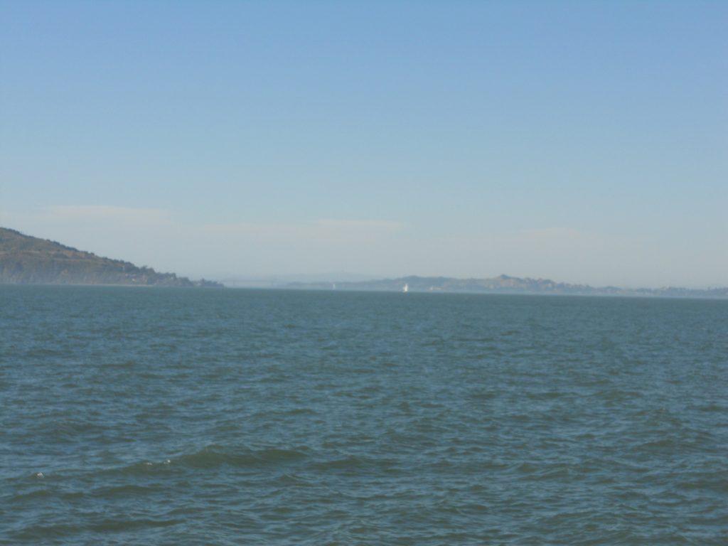 direction Alcatraz pour la visite de la prison