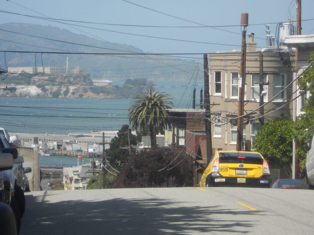 la ville de San Francisco est réputée pour ses collines