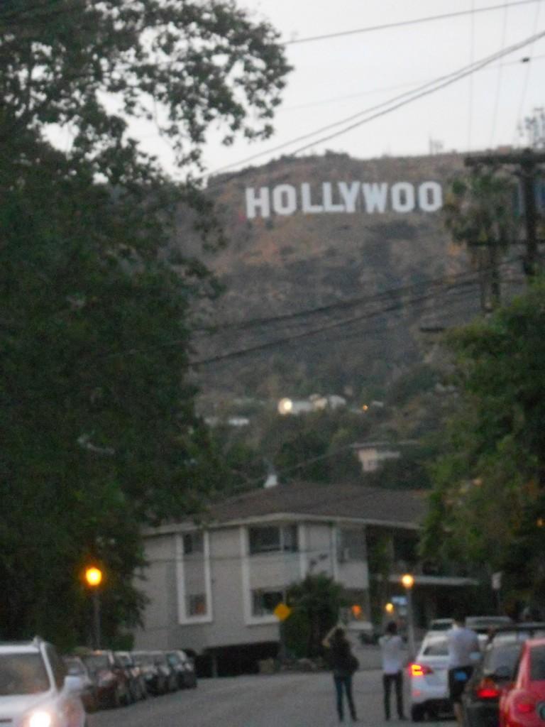 visiter Los Angels en 1 journée