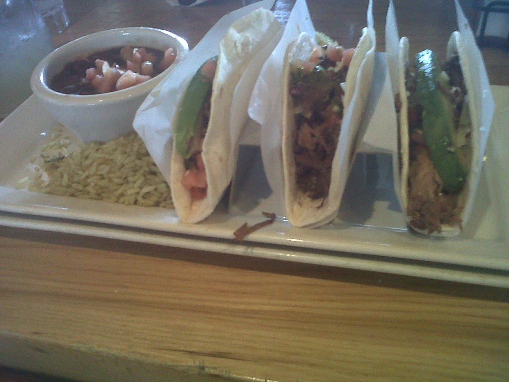délicieux tacos californien