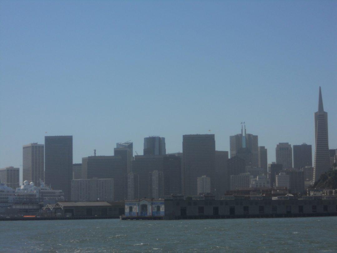 matinée à San Francisco