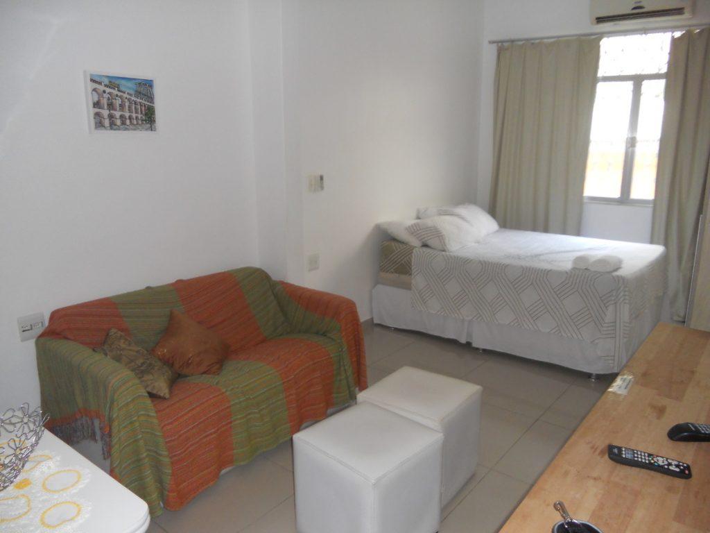 voici mon appartement airbnb à Rio
