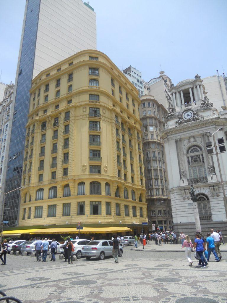 beaucoup de bâtiments anciens dans le quartier du centro