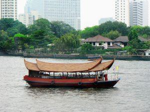 les fleuves en Thaïlande sont importants