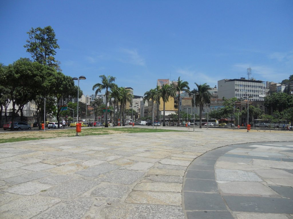 il est chouette ce quartier de Rio