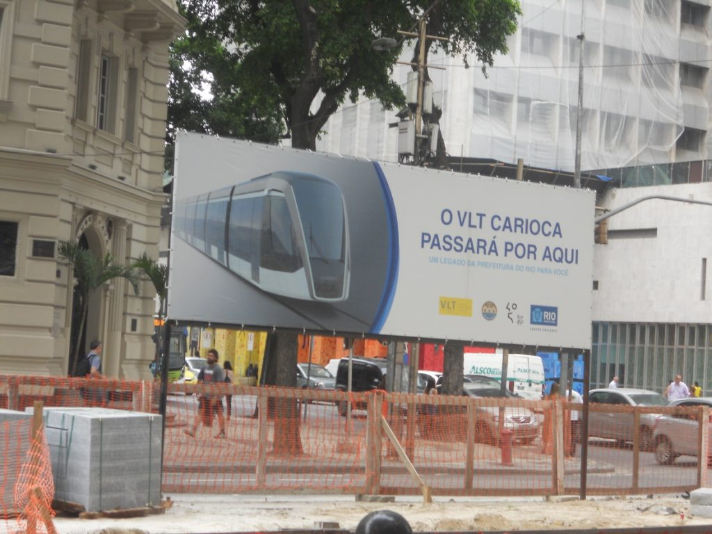 le métro arrive surement en vue des Jeux Olympiques