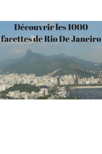 découvrir Rio de Janeiro