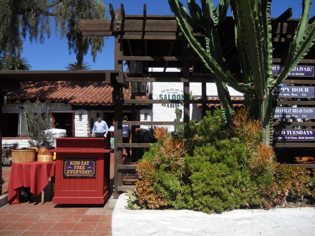 visite du old town de san diego