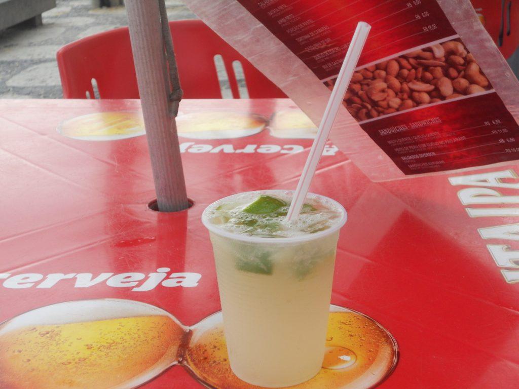 les meilleures capirinhas sont au Brésil