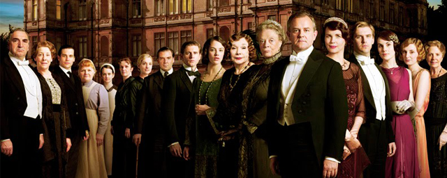 downton abbey un autre exemple de série addictive