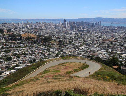 paroles à une habitante de San Francisco