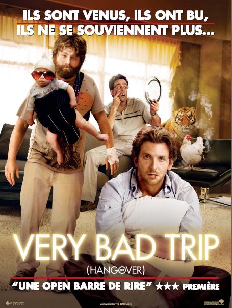 très drôle le film very bad trip
