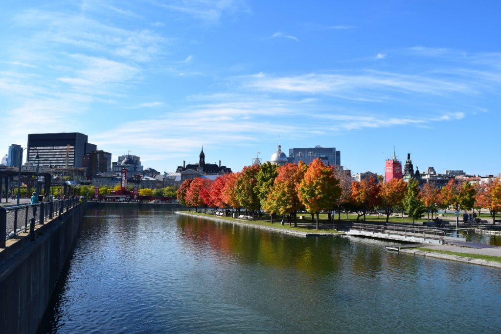 quelle belle ville Montréal