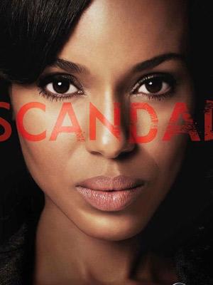 binge watching avec la série Scandal