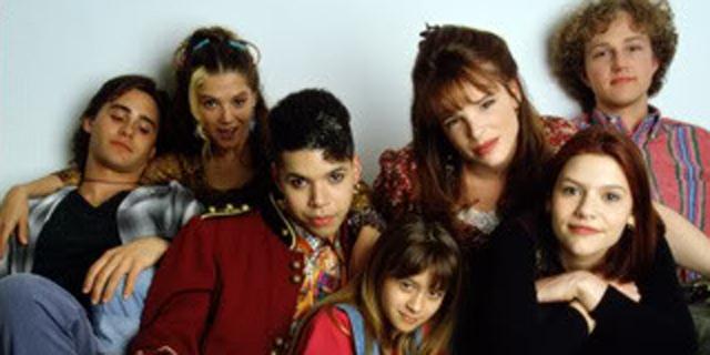 les débuts de la carrière de Claire Danes dans Angela 15 ans