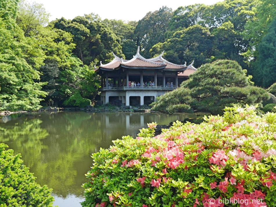 on trouve beaucoup de temples au Japon