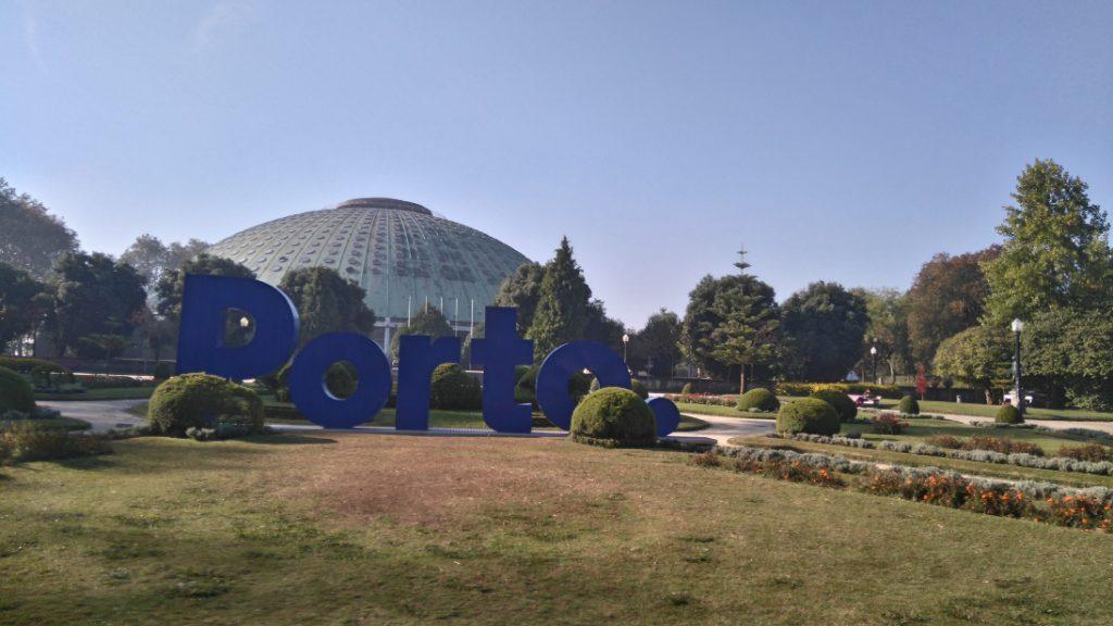 bel endroit à Porto que le jardin