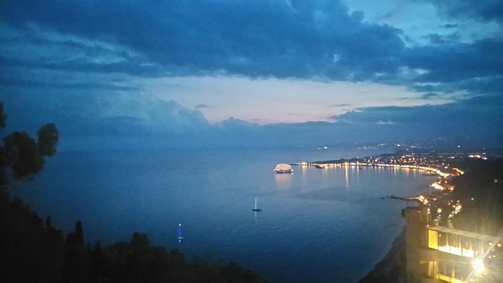 1ères impressions après 5 jours en Sicile