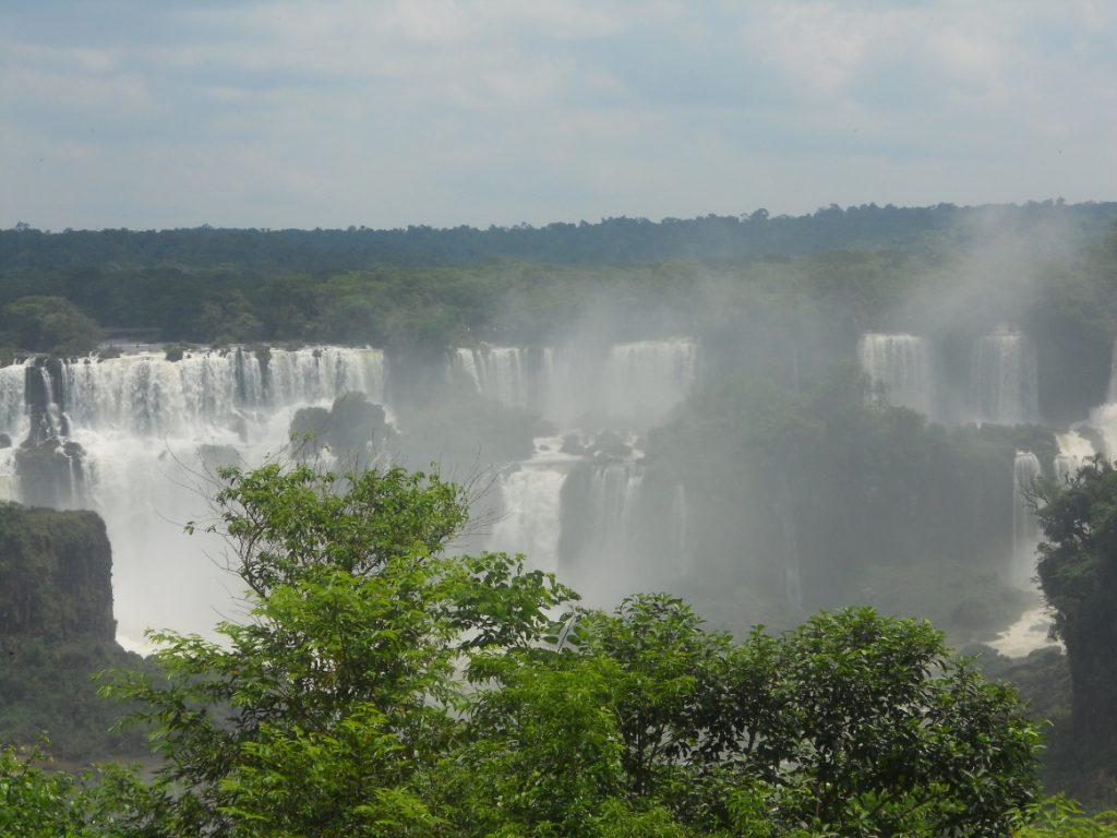 Iguacu une merveille de la nature