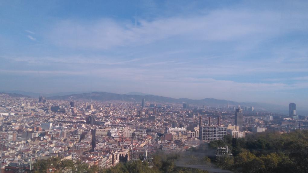 retour sur 6 jours en Espagne de Grenade à Barcelonear Barcelone
