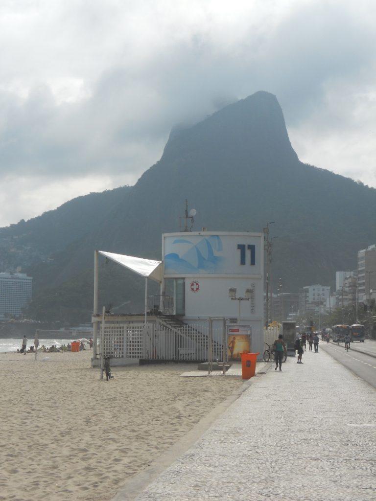 Ipanema la plus belle plage à Rio