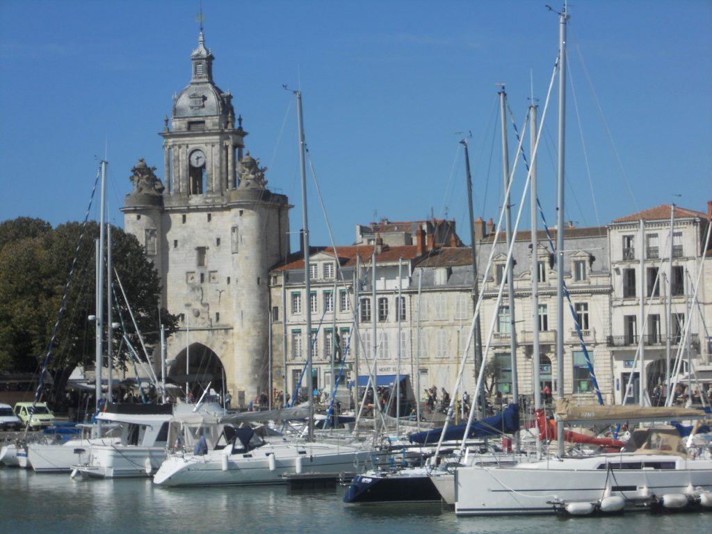 le symbole de la ville de La Rochelle
