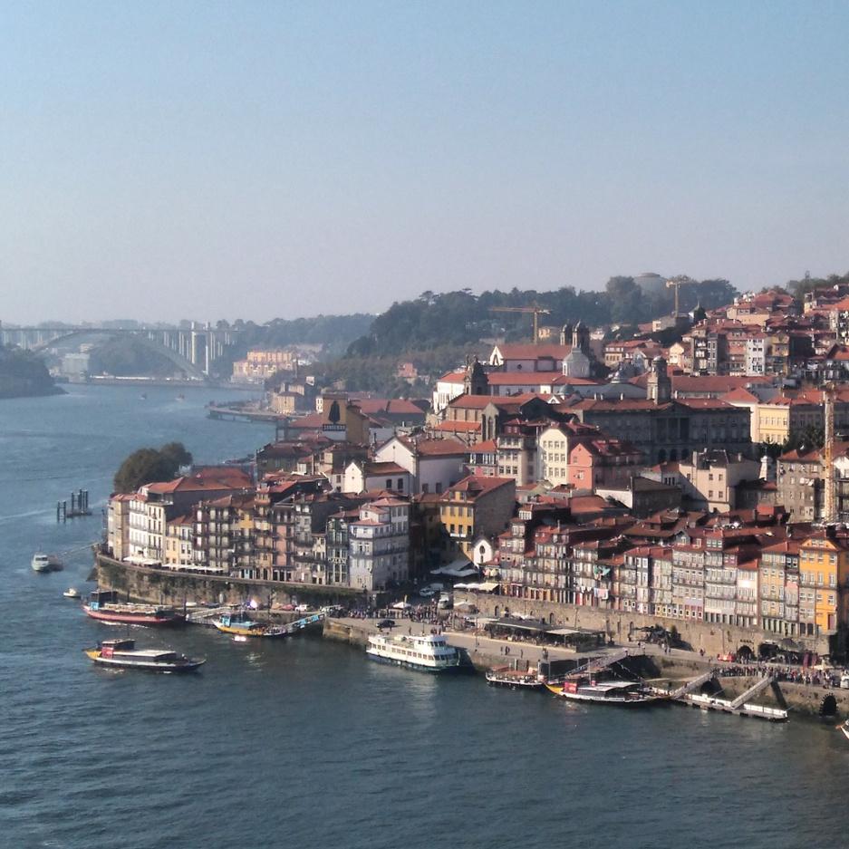 les vacances à Porto ont été magnifiques