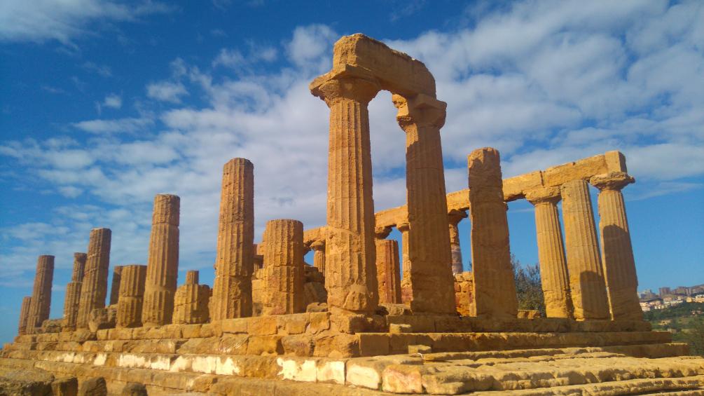 patrimoine historique en Sicile