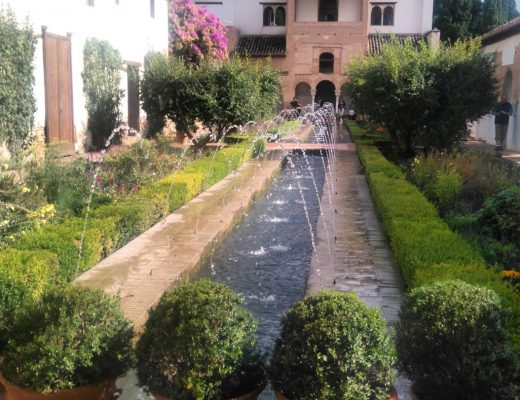 voyage solo en Andalousie