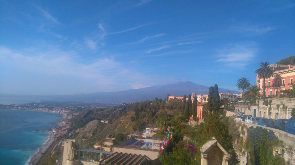 la Sicile est tellement belle