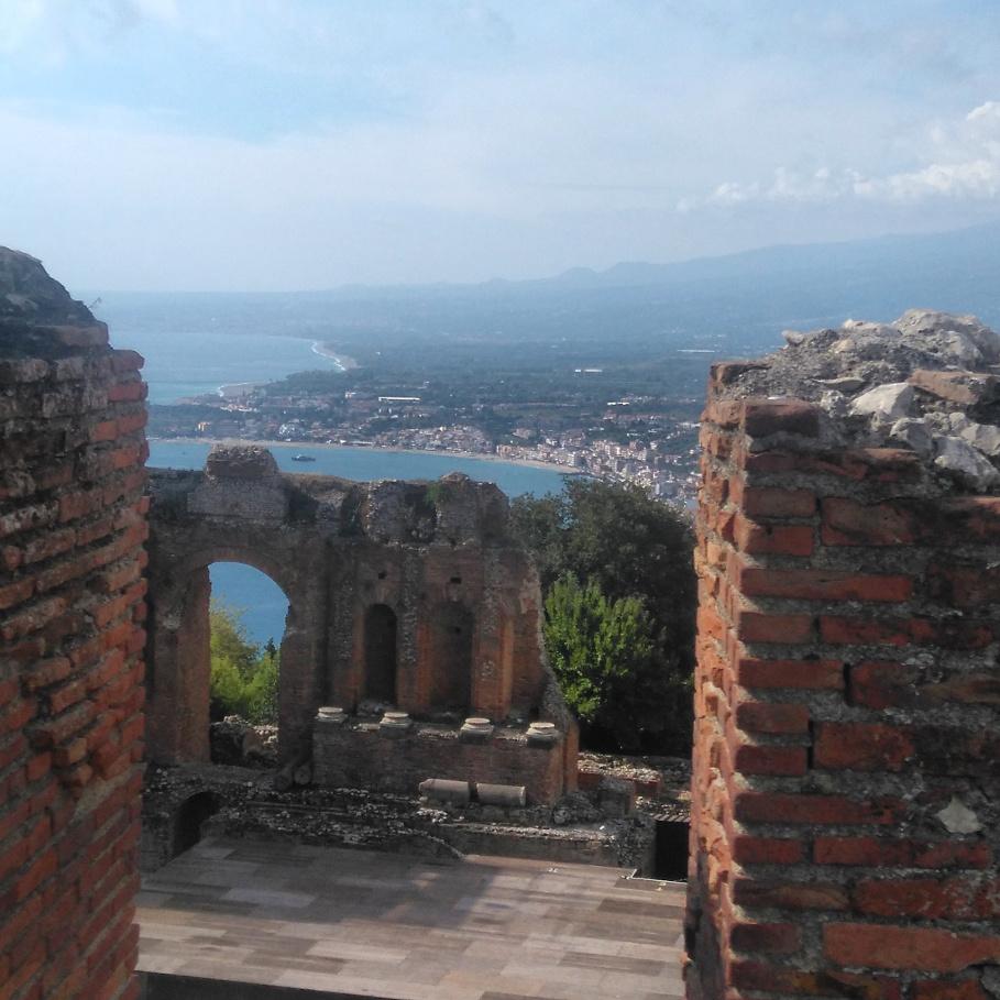 le patrimoine de la Sicile est merveilleux