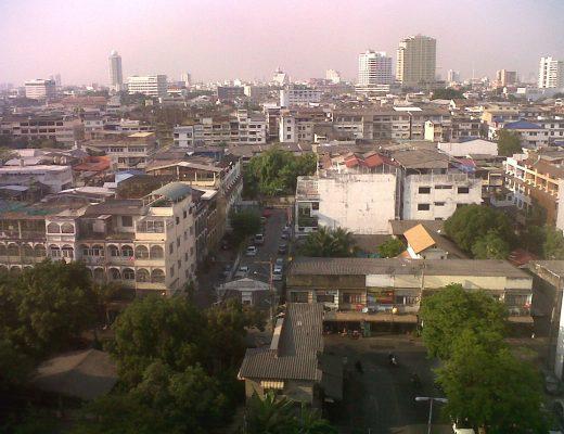 voyager seule en Thaïlande