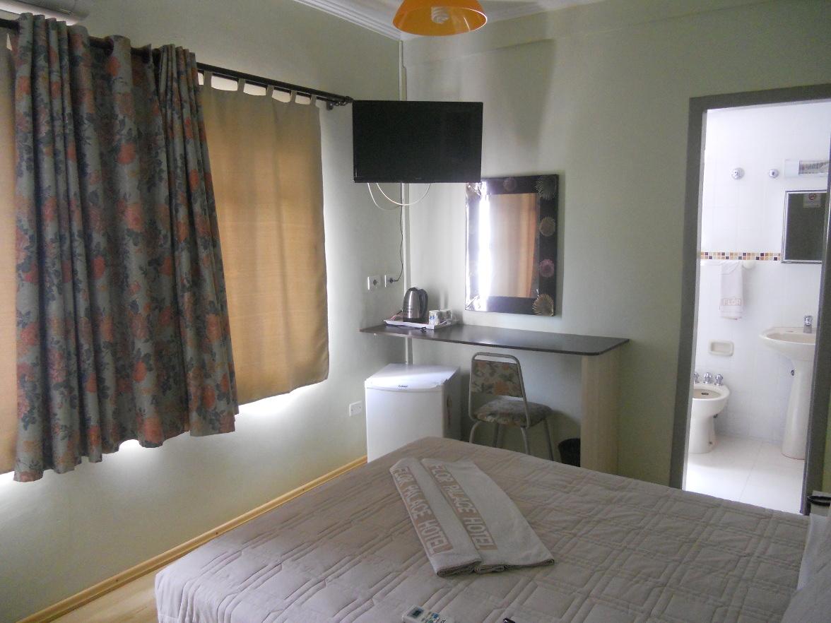 très bon hôtel à Iguacu au Brésil