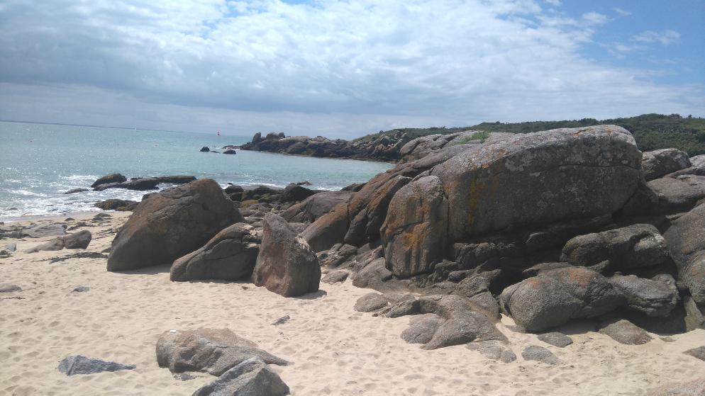 les plus belles plages normandes